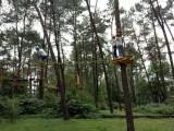 安吉竹博园拓展丛林穿越真人CS野战团队建设素质拓展