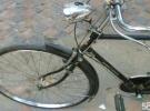 飞鸽牌自行车22型 带车证200元