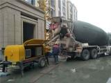 苏州新区高压混凝土地泵超高压输送泵泵车出租租赁欢迎来电