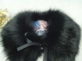 新款仿狐狸毛领子大衣领子皮草领子毛毛领围脖围巾披肩皮草假领子