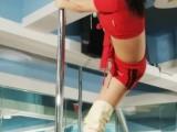银川钢管舞专业成人教学培训