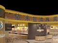宁夏吴忠汇金时代4楼依米拉清真美食广场