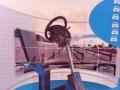 模拟驾驶训练馆