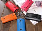 J1 真皮女士钥匙包2014新款 韩版男女情侣钥匙扣牛皮男士钥匙套