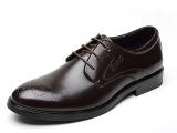 男鞋 2014新款 真皮正品 男士商务休闲鞋低帮系带皮鞋单鞋子婚