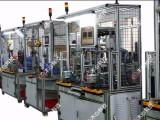 电子真空泵装配检测流水线