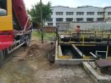 排水渠涵 市政管道 疏通清理 检测 维修 清淤泥