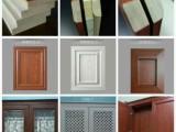 橱柜门多少钱一米实木包覆代工厂门板柜体同色配套郑州高夫实业