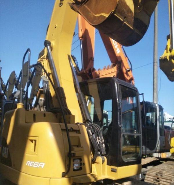 转让 卡特彼勒挖掘机卡特314D二手挖掘机纯土方