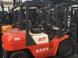 常州新款 3吨合力5T杭州二手叉车内燃叉车价格送保养配件优惠