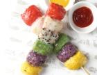 深海鱼制品批发鱼糕餐饮小吃加盟创业开店麻辣烫代理