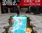 3D画么3DH.me 地贴地画立体墙画潍坊火爆开售