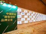 杭州木結構寫真 木制展柜 產品展柜 會議展板