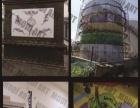 墨笛艺术创意墙画 专业绘制 幼儿园 餐厅酒吧