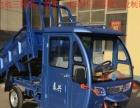 德利泰牌自卸電動三輪環衛保潔車性價比高