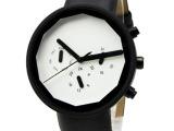 黑色典雅手表厂家批发订做手表品牌高档价格时尚简约风格手表