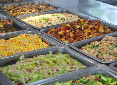 黄岩温岭工业区食堂承包(百顺餐饮)十余年经验,百余家合作单位