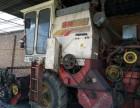 谷神金旋风小麦收割机