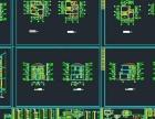 建筑工程图纸设计、CAD施工图、竣工图、水路电路图
