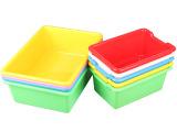 厂家直销幼儿园玩具盒 塑料玩具收纳盒 塑料储物盒子 配套盒子