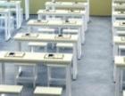 全新培训桌双人桌白色!
