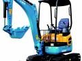 上海微型小挖机小型挖掘机租赁