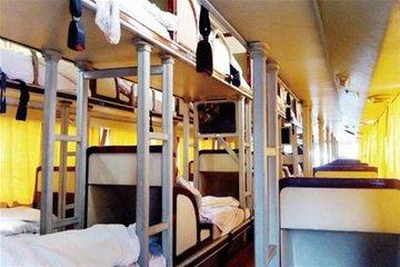 黄岛直达到哈尔滨的客车在哪上车/票价多少