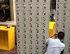 工厂直销加工超市电子条码存包储物柜