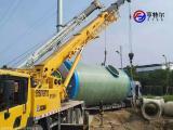 上海直径2.8m智能化一体化预制泵站厂家包安装调试