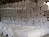 厂家直销 涤纶针刺无纺布 长纤 聚乙烯涤纶复合卷材用 涤纶耐老化