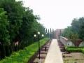 生态植物园内的后花园、郑州云鹤陵园