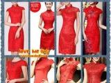 南京买婚纱和礼服2件不到1000元大甩卖婚纱礼服