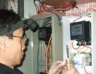 日光灯维修,荔湾区西村,电工师傅,电路维修。
