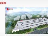 上海浦东世博园内赛车场