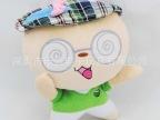 厂家定制 个性玩具加工 少儿玩具定做 毛绒人型玩具 儿童礼品
