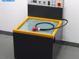 強磁力研磨機 平移磁力機研磨磁力 機加工件去毛刺設備