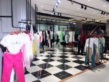 一线品牌哥弟阿玛施夏装特价清货品牌折扣女装库存批发货源