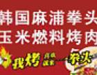 麻浦拳头玉米烤肉加盟