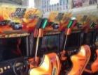 通化动漫城游戏机赛车液晶屏模拟机动漫设备回收与销售