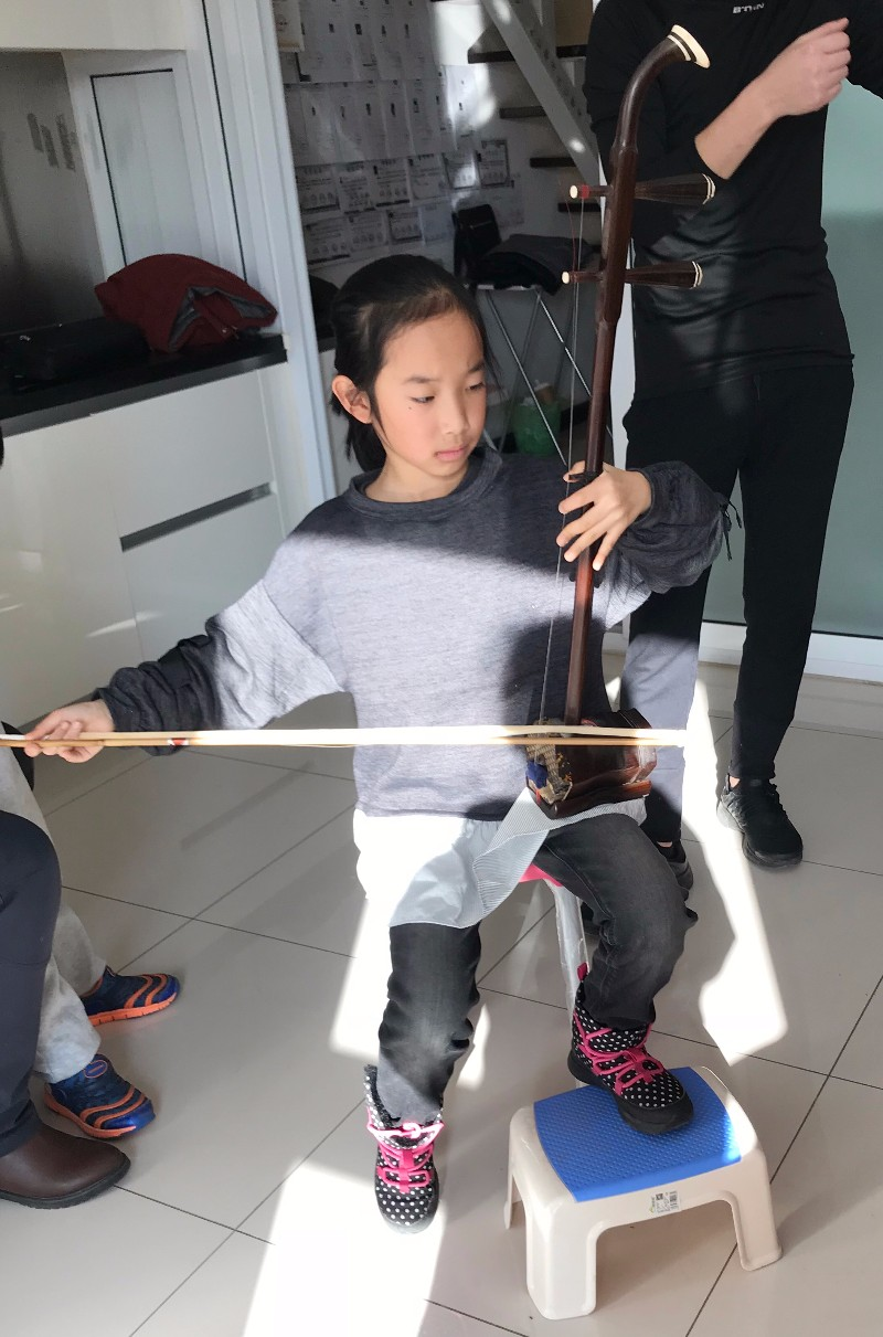 石景山 古筝 长笛 竹笛 葫芦丝 琵琶 培训 六一回馈活动