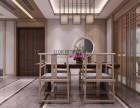 山水装饰集团设计铂悦庐州府小区别墅装修280平户型效果图案例