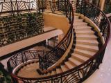 工业风楼梯扶手扶手生产厂
