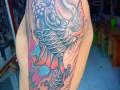 天津学纹身哪好的纹身店滨海新区大港最好的纹身店大港学纹身