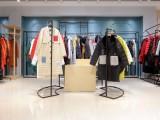 上海品牌女装折扣批发时尚大牌女装埃文羽绒服一手货源分份批发