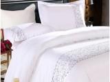 印花酒店床上用品布料家用多款多色110 90床單四件套用面料