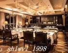 贵阳西餐厅实木桌椅定制