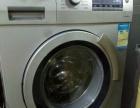 9成新西门子滚筒洗衣机,带加热烘干功能,液晶电脑显示,750
