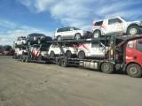 托运小汽车到安徽马鞍山在奎屯有托运盛利轿车托运