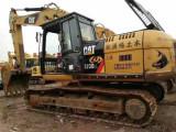 温州二手挖掘机卡特320小松200220出售二手挖机市场