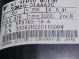 全新安川电机SGMAH-01A2C伺服驱动
